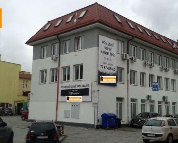 Na predaj Žilina centrum Národná administratívna budova - TOP ponuka