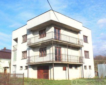 Veľký dom na bývanie či penzión v Národnom parku Poloniny- Zboj