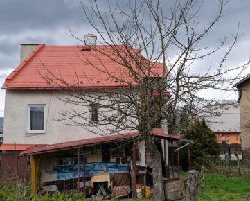 Predám rodinný dom, Čadca - ul. Palariková