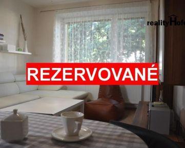 Tehlový 1 izbový byt s vlastným kúrením, Budovateľská, Prešov