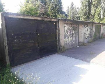 Predaj garáž - Zvolen,Hlbiny