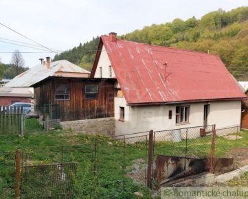 Rodinný dom v pokojnom prostredí Lazov pod Makytou na predaj
