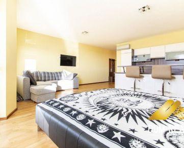 DOM-REALÍT ponúka veľký 1 izbový byt na Bosákovej ulici