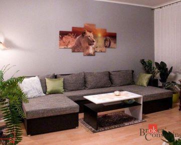 3 izbový byt Pezinok na predaj, zrekonštruovaný pri vinohradoch