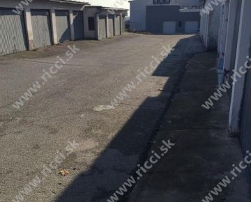 Na predaj pozemok na výstavbu garáže DRÁBOVA, Košice - KVP