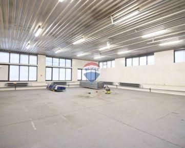skladovo - výrobná hala - dielňa na prenájom, 196 m2