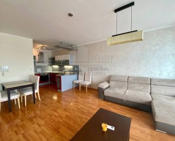 Pekný 3i byt na prenájom v novostavbe na prenájom v Bratislave