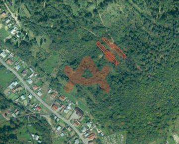 Predám slnečný pozemok v lokalite Horná Mariková (ID: 103525)