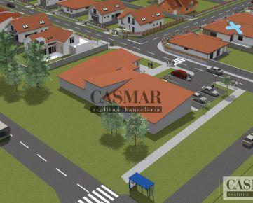 Na predaj stavebný pozemok o rozlohe 601m2 na Potočkoch