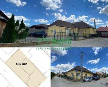 Rodinný dom -  Administratívna budova (RD) - 6 miestností Nitra - Stará Chrenová ID 187-18-MIG