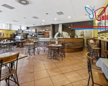 O D S T Ú P E N I E  Talianskej reštaurácie na Panónskej ceste v Petržalke