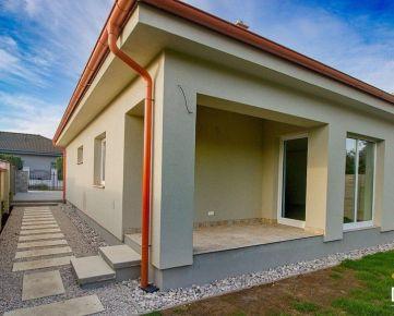 Novostavba - 4 izbový rodinný dom v Šamoríne