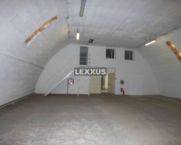 LEXXUS - PRENÁJOM, zateplená sklad. hala /1057 m2/, Stará Vajnorská.