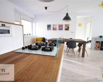 Moderný 4i byt s veľkorysovou výmerou (109m2 +15m2 terasa) Staré Mesto