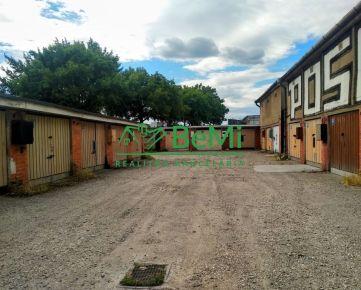 Na predaj garáž, Košice - sídlisko Železníky