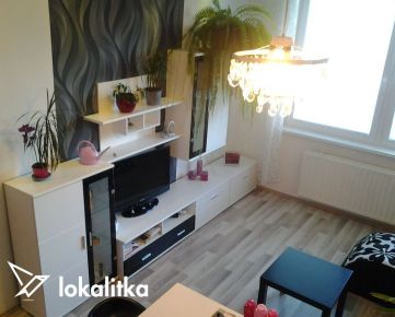 Útulný 1,5-izbový byt pri Trnavskom mýte v Bratislave
