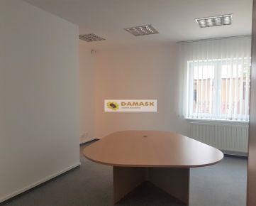 Prenájom RD (11 kancelárií) - sídlo firmy - pri POLUSE - Záborského ul.- BA III.- k dispozícii ihneď