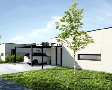 POSLEDNÝ VOĽNÝ 4-izbové bungalovy v tvare L