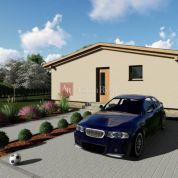 Iný objekt na bývanie a rekreáciu 72m2, novostavba