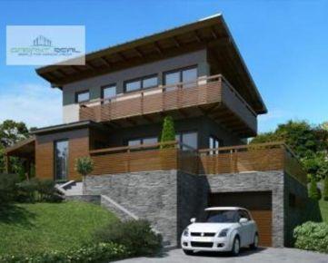 GARANT REAL sprostredkuje  montovaný rodinný dom na vlastnom pozemku