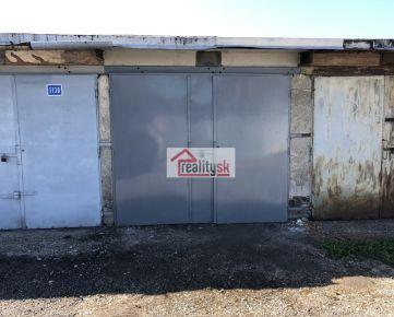 Predám garáž v Žiari nad Hronom