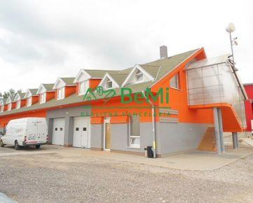 NR -  prenájom administratívne priestory, 300 m2,  novostavba, parkovanie, širšie centrum mesta ( 881-28 )
