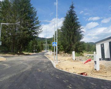 """Predaj: Stavebné pozemky pre občiansku vybavenosť  """"Kasárne"""" Brezno"""
