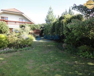 Rodinný dom v Limbachu s rozprávkovou záhradou