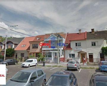 Prenájom rodinného domu na firemné účely 190 m2 + záhradka, Záborského ul.