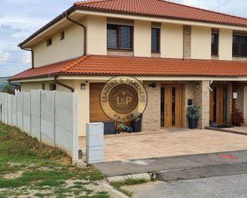 Novostavba RD Košice - Krásna, Tokajská, garáž, skolaudovaný dom