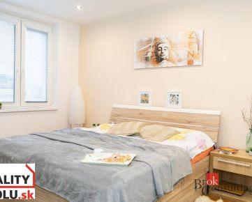 REZERVOVANÝ !!! - Moderný 3 izbový byt na predaj - Jedinečná ponuka!