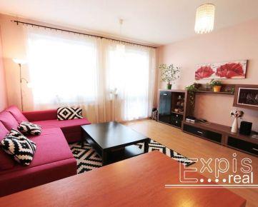 PRENÁJOM, 1 izbový byt, novostavba,  Petržalka – Vyšehradská ulica EXPISREAL