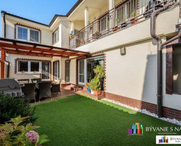 Na predaj priestranný rodinný dom 211 m² s garážou a pivnicou v tichej lokalite