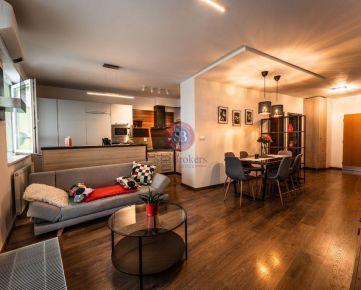 3 izb. byt, novostavba, terasa s panoramanickým výhľadom o výmere 53 m2