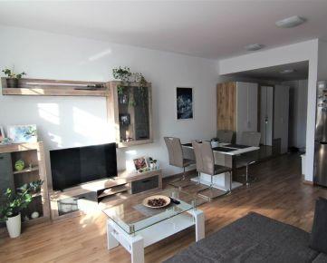 BOND REALITY - Prenájom 2 izb. bytu s balkónom v NOVOSTAVBE, Jarabinková ul., CITYPARK Ružinov
