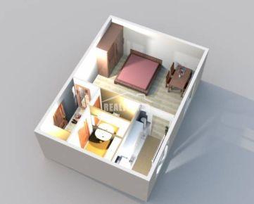 Predaj, jednoizbový byt Žilina, Hájik, Exkluzívne IQ - rezervované