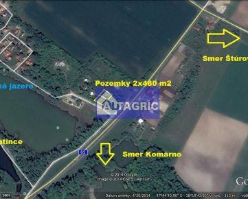 2680 - Na predaj pozemky na výstavbu rekreačnej chaty - Virt