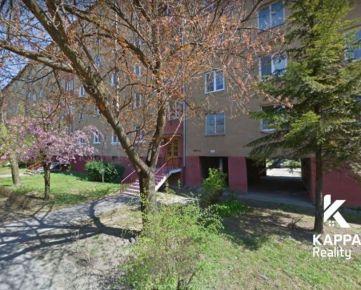 REZERVOVANÉ | Na predaj 1 izbový byt, Trenčín, Beckovská ul.