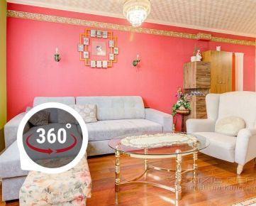 AXIS REAL:: 3-izbový byt, BA V. Petržalka, Šustekova ulica