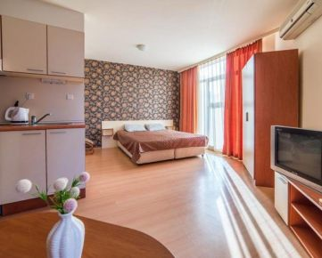 Na predaj! Investičný apartmán 44 m2, Rainbow 2, Slnečné pobrežie, Bulharsko
