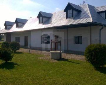 Direct Real - Rodinný dom - penzión na predaj. Bojná. Znížená cena!!!