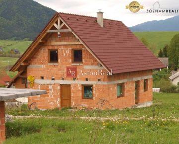 Hľadáme pre klienta novostavbu/starší dom na dokončenie/prerobenie