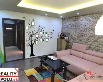 3 izbový byt, kompletná rekonštrukcia, Viničky