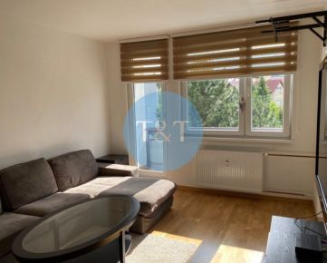 1 izbový zrekonštruovaný byt na prenájom na Novohorskej ulici, Rača