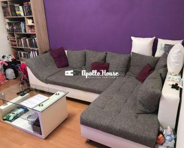 3-Izbový byt v skvelej lokalite - Mánesovo námestie, Bratislava - Petržalka