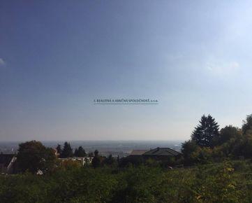 RAČA - predaj exkluzívneho pozemku s ešte krajším výhľadom - POPOLNÁ