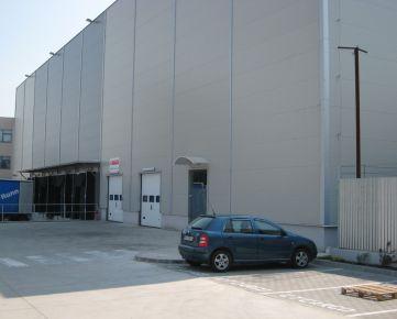 Sklady na prenájom od 100 m2 do 8500 m2 v  Novom meste , Rači , Ružinove ,Petržalke , Senci - cena od 3,-EUR/m2/mesiac