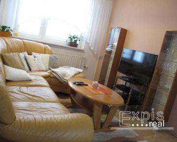 PRENÁJOM 3 izb byt s loggiou, Ševčenkova ulica, Bratislava Petržalka,  Expis real