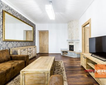 3-izbový byt, prenájom, historické centrum s parkovaním, 135 m2
