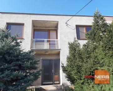 Na predaj 5 izbový rodinný dom, Sokolovce, Piešťany 8km.